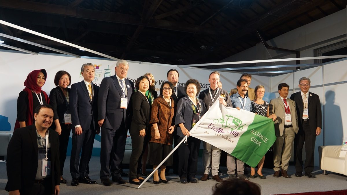 Kaohsiung set to continue leadership role in the EcoMobility Alliance
