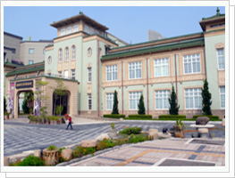 The Classical Beauty of Kaohsiung City Office