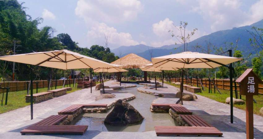 Bulao and Baolai hot springs: the must-go places in winter