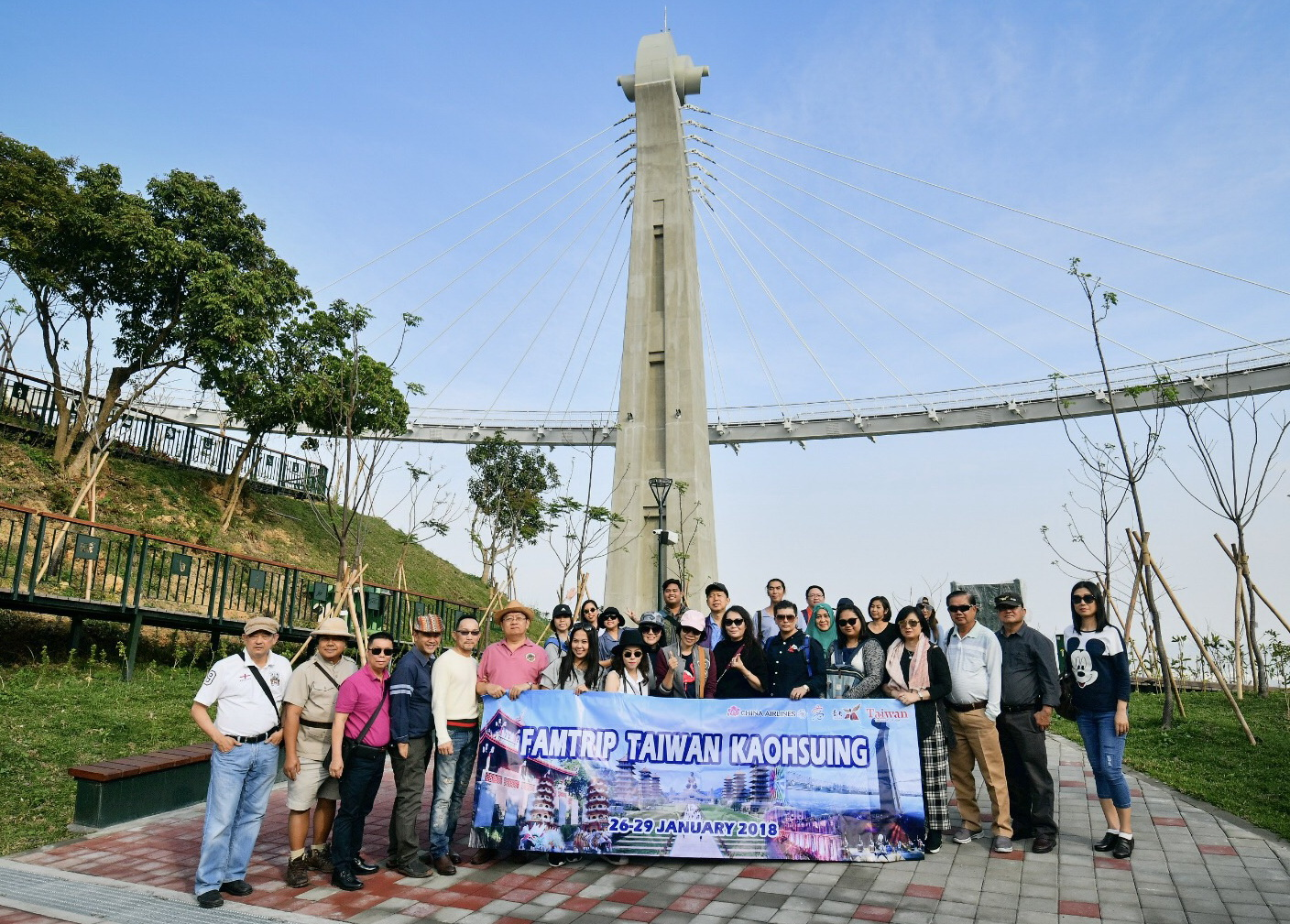 Thai tourism industry gets curious about Kaohsiung