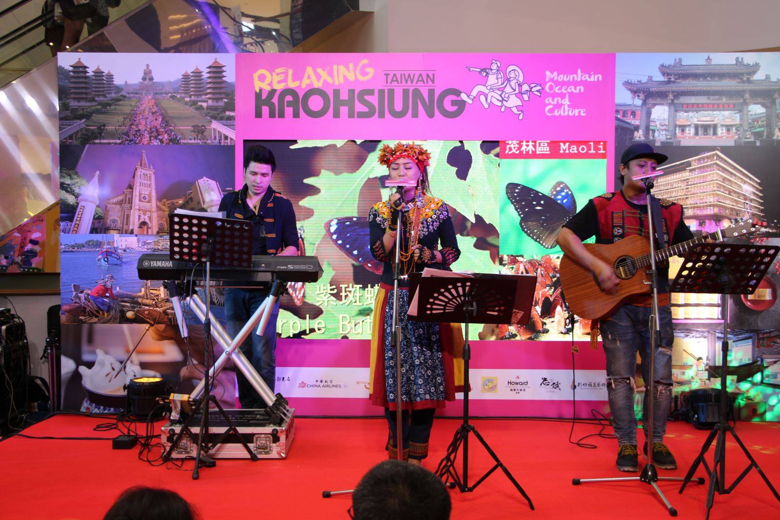 Kaohsiung impresses Thai visitors with high-quality tourism services