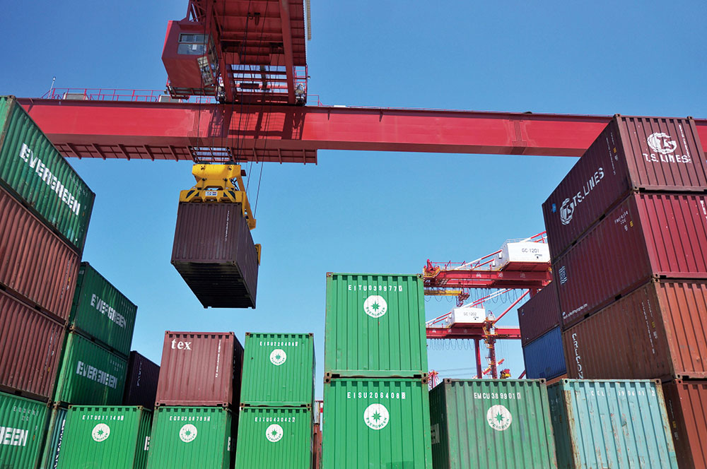 Port of Kaohsiung: A Leading Container Transportation Hub