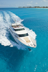 Creating the environmental friendly 'asian luxury yacht manufacturing center.'