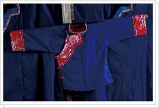 Hakka blue shirts