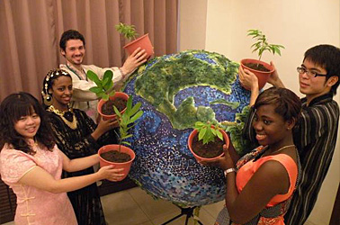 International student exchanges