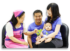 Home service for the first month of Post-natal care