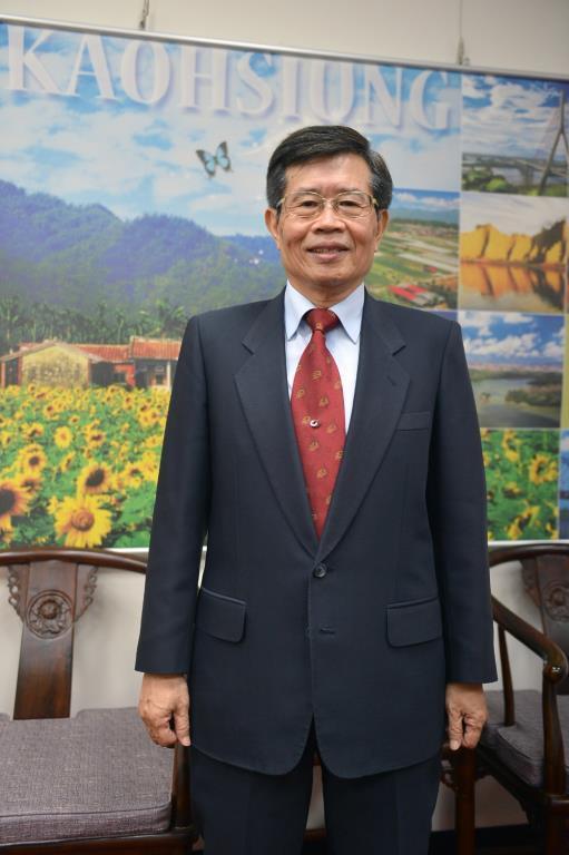 高雄市政府秘書長-楊明州
