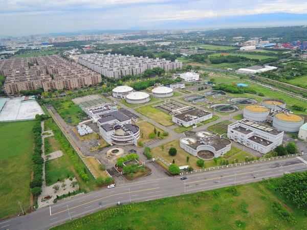 Fongshan Sewage Treatment Plant