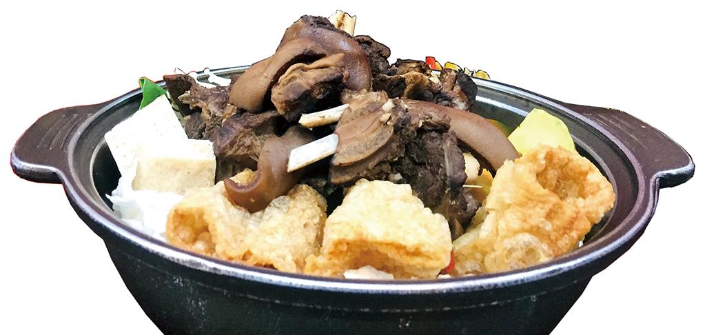 Authentic Goat-meat Delicacies