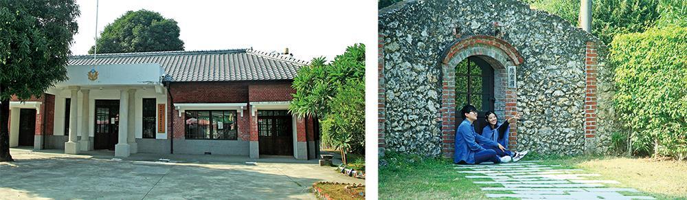 Former Dinglinzihbian Police Station
