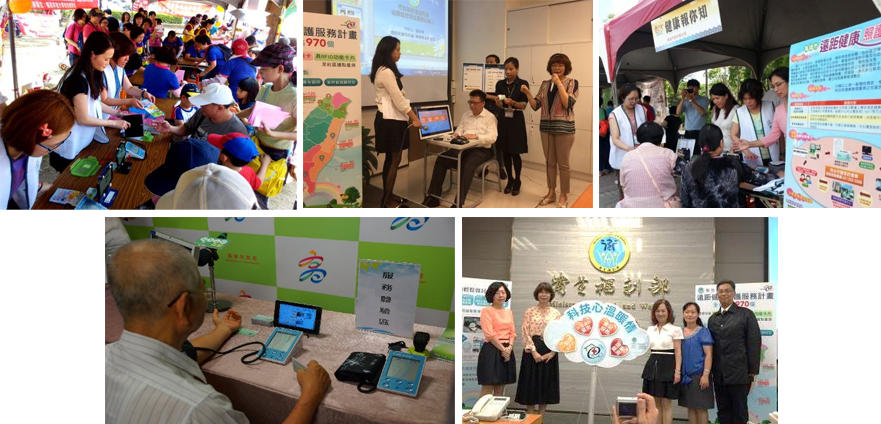 Remote Healthcare & Home Care Information Platform of Kaohsiung Citizens
