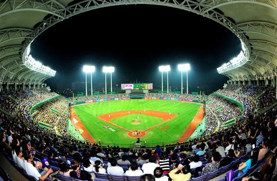 Chengcing Lake Baseball Stadium